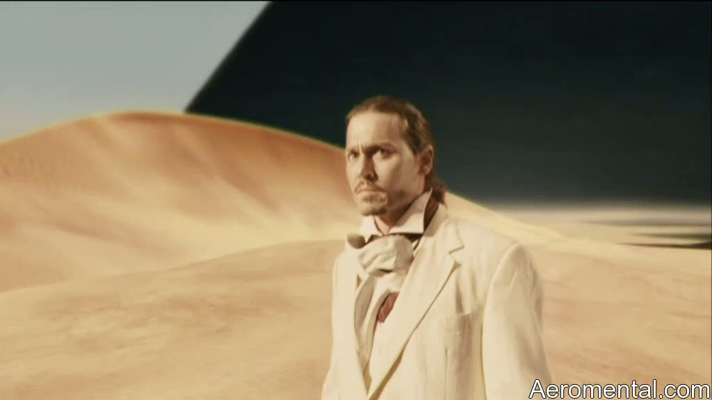 Imaginarium del Doctor Parnassus Johnny Depp desierto
