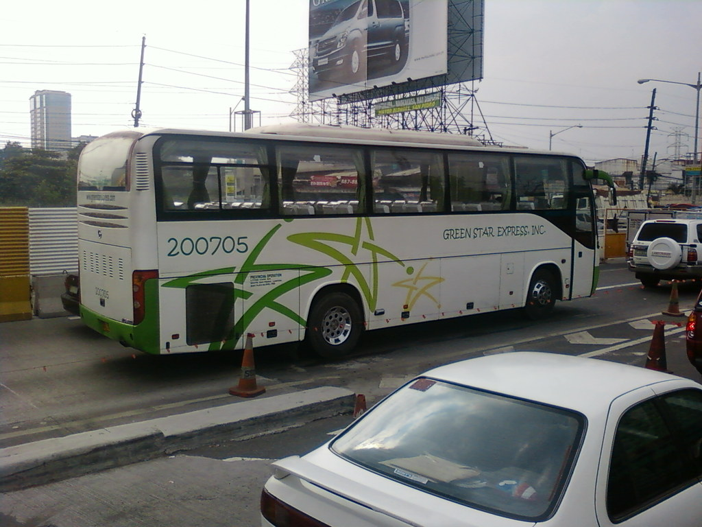 Green Star Express Incorporated 200705