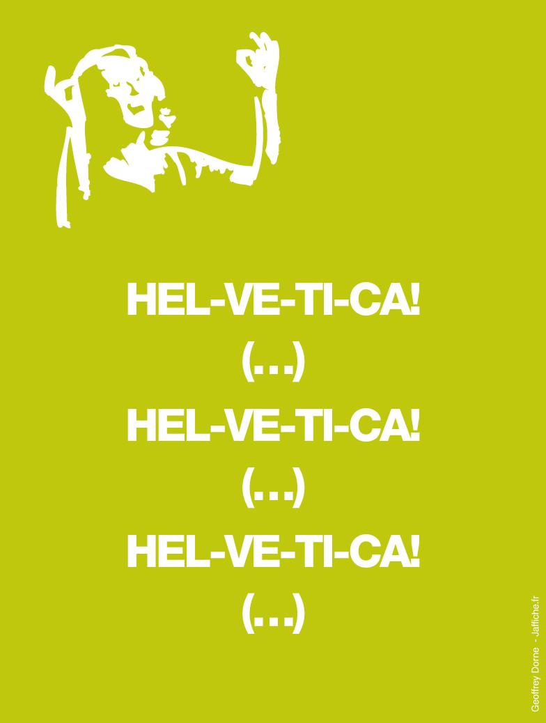 Hel-ve-ti-ca
