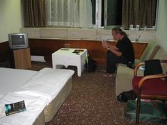 Hotel Kyjev Bratislava room