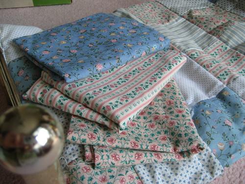 Matching sheets