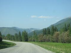 Road east of Toad River Lodge, British Columbia (Arthur Chapman) Tags: canada britishcolumbia alaskahighway toadriver geo:country=canada geocode:method=googleearth geocode:accuracy=10000meters