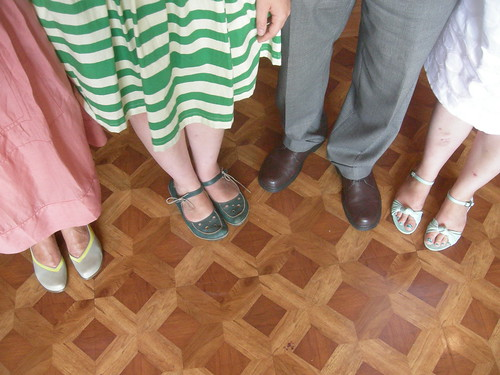 kornfeld family feet