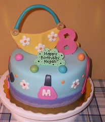 Spa Cake (designsbycristy) Tags: make up cake girly makeup brush purse salon lipstick nailpolish spa flowera