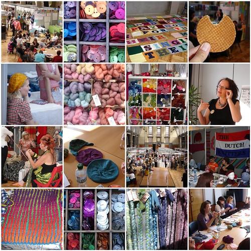 I Knit day 2009