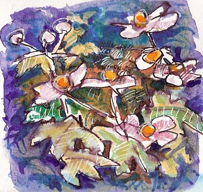 Anemones Doodle