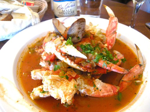 Duarte's Tavern: Famous Crab Cioppino