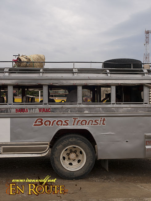 Baras Virac Jeep