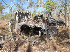 B24 Liberator GR-D Wreckage at Fenton Airstrip July 2009 (kenhodge13) Tags: fire crash wwii bomber wreckage liberator raaf fenton airstrip apu fuelgauge grd a7288 hayescreek 24squadron auxilliarypowerunit