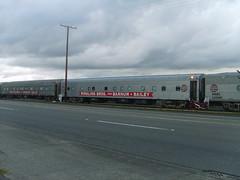 circus cars as far as one can see (912greens) Tags: circus traintracks trains railroads traincars ringlingbrothers passengercars