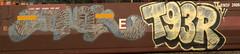 Honor & T93R (Hear45) Tags: minnesota graffiti minneapolis honor mpls spraypaint twincities mn freight aerosolart hof graffitiart 612 fr8 benching freightgraffiti freightart t93r 429k
