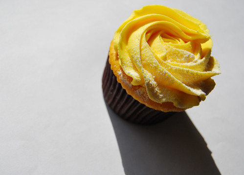 Pineapple Crush Cupcakes by Paolo