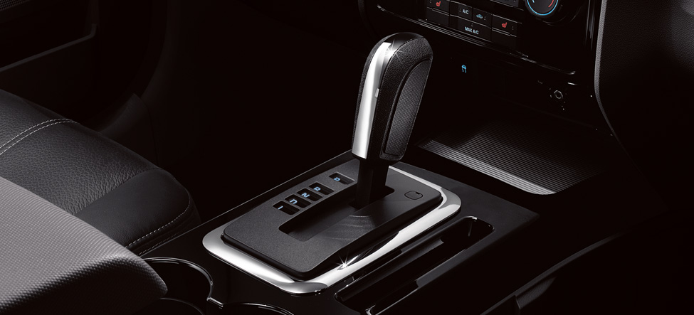 2010 Tribute 6-speed automatic transmission
