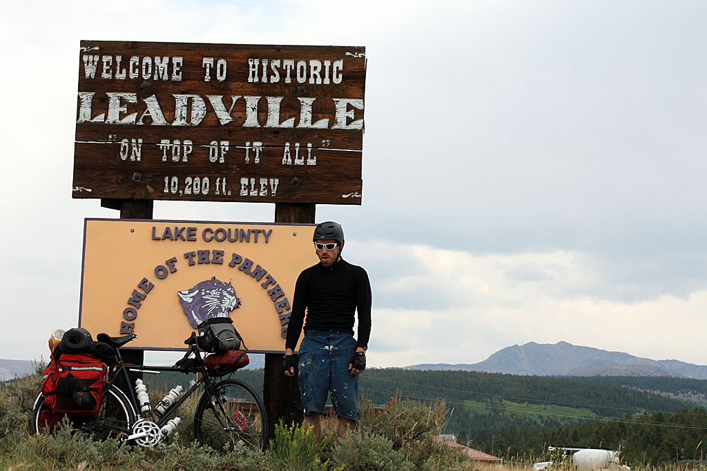 Welcome to Leadville!