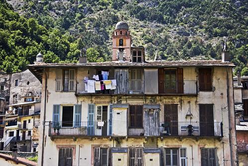 Tende (FR), Old Building