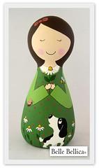 Sorteio de uma boneca Belle Bellica – Dia das Crianças!!! - Fechado (Belle Bellica) Tags: