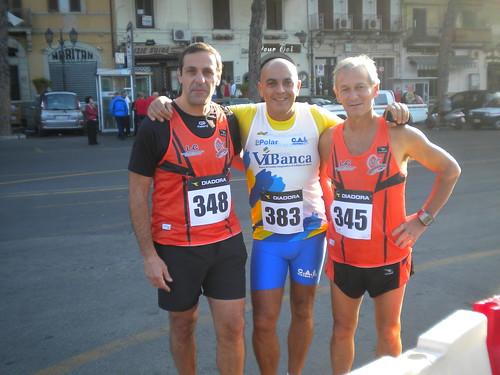 Mezzamaratona dei Castelli Romani 2009