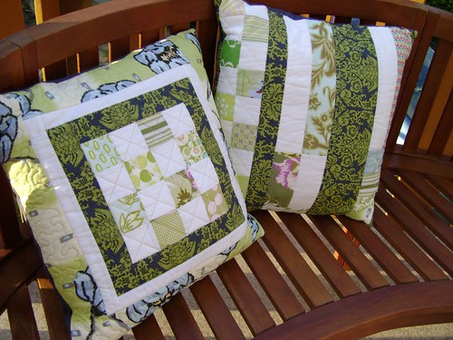bench pillows