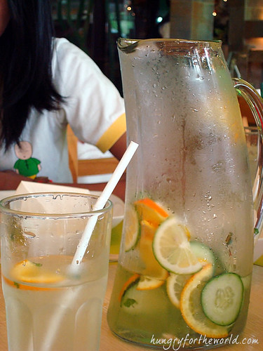 Citrus Herb Lemonade