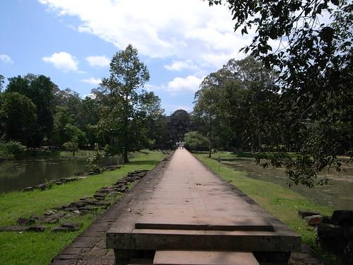 アンコール・トム カンボジア