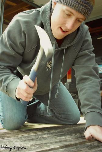 Kyle rebuilding