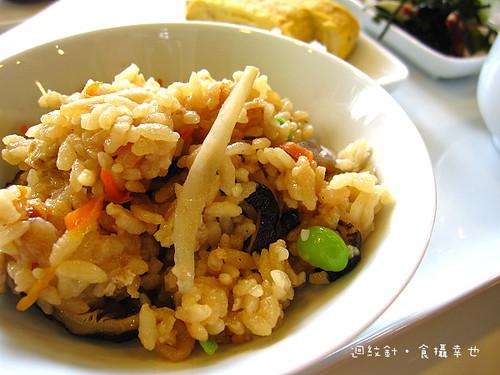 4F料理生活家青豆飯