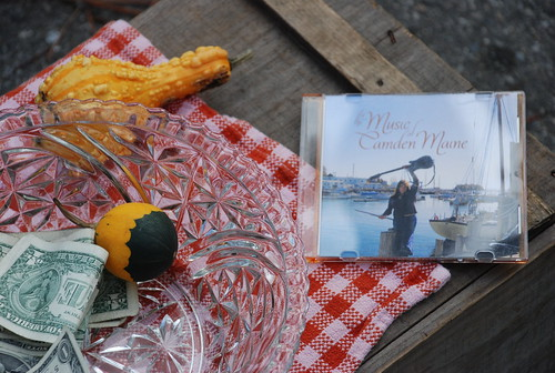 music of Camden, Maine at the market