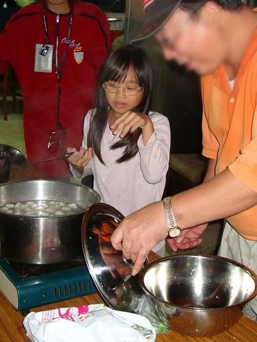katharine娃娃 拍攝的 28煮湯。