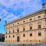 Úbeda: Palacio Juan Vazquez Molina