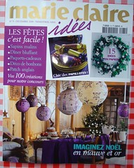Marie Claire Idees n°75