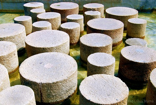 fountain stumps