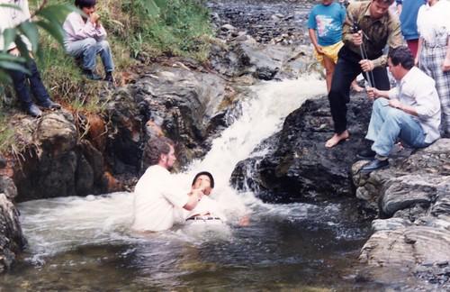 1993 Baptismal