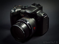 Canon PowerShot SX20 IS (David Yeo T. B.) Tags: camera canon is video zoom optical powershot monitor pointandshoot hd lcd pointshoot 52mm prosumer pointnshoot sx20 720p 20x imagestabilizer evf 12mp variangle filterthread electronicviewfinder noscrewthread ringthreadonly