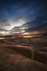 Just can't get tired of the Badlands!!! (Insight Imaging: John A Ryan Photography) Tags: sun toronto ontario canada badlands rise potofgold caledon bostonmills nikond300 wwwinsightimagingca johnaryanphotography
