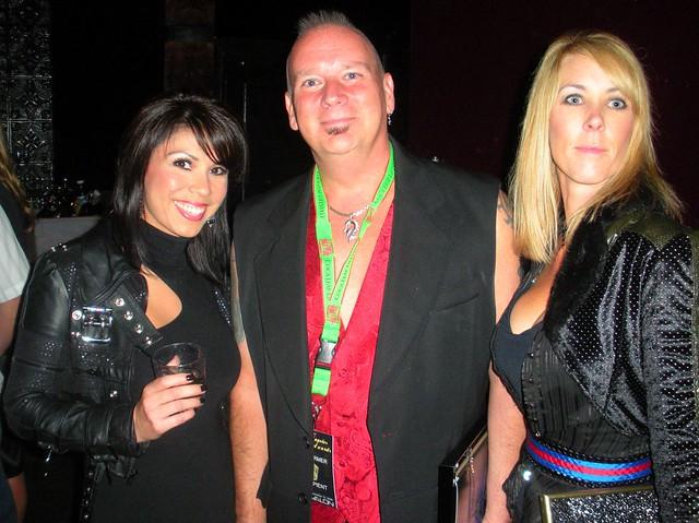 Rose Arzate, Mark Barnes, Kimberly Vasquez