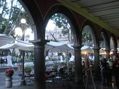 (sftrajan) Tags: plaza mxico unescoworldheritagesite puebla plazadearmas patrimoniodelahumanidad angelopolis puebladelosangeles puebladezaragoza  puebladelosngeles cuetlaxcpan  hericapuebladezaragoza