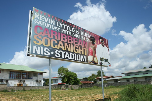 Kevin Lyttle billboard