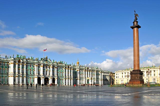 Russia_2767B - Alexander Column