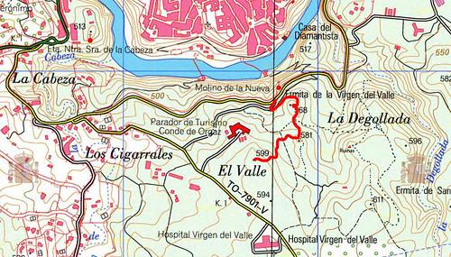 caminos Valle 3