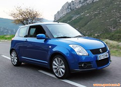 sport cars suzuki swift sport edition 10