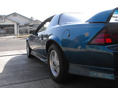 1992 Camaro z/28 RIGHT SIDE (Nemesisxxiii) Tags: california school green logo t george football high camaro chevy 350 richard valley third sur 1992 25th gen rs tops x4 norte tpi orosi z28 305 x3 559