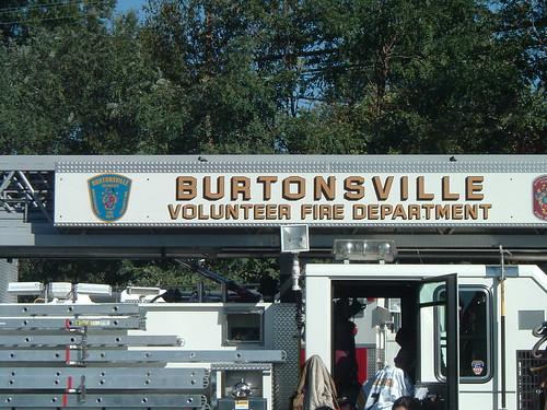 Burtonsville VFD Ladder Truck