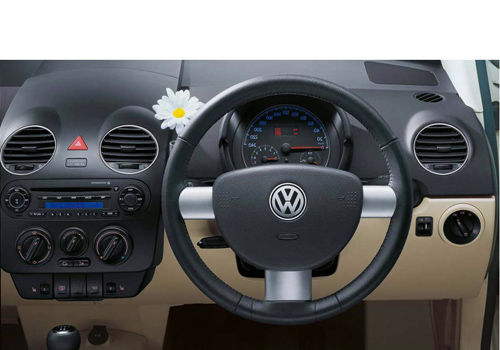 volkswagen beetle 2009 interior. Volkswagen Beetle DashBoard