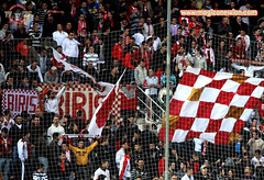 Sevilla FC - Real Valladolid (sfcfans) Tags: club sevilla ftbol norte ultras biris