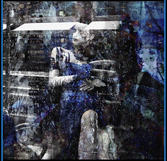Icy Blue Morph: Blue Mannequin (Tim Noonan) Tags: digital manipulation photoshop mannequin window blue reflection figure tree blueperiod picasso awardree trolled daarklands stealingshadows miasbest trolledandproud galleryofdreams awardtree art shockofthenew sotn vividimagination maxfudgeexcellence maxfudge exoticimage artdigital hypothetical maxfudgeawardandexcellencegroup magiktroll mosca atfpchallengewinnersgallery ultramodern