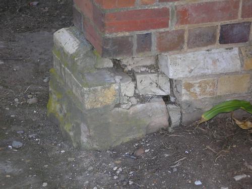 Brickwork, Stratford Historical Museum