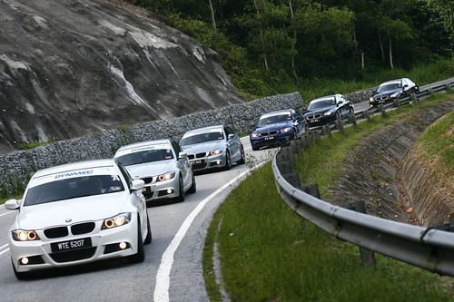 BMW Touge Convoy