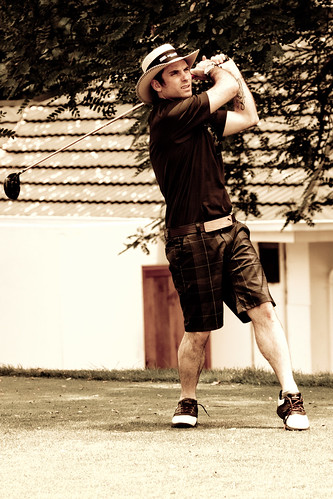 Rectron Golf Day - Tee Off-14