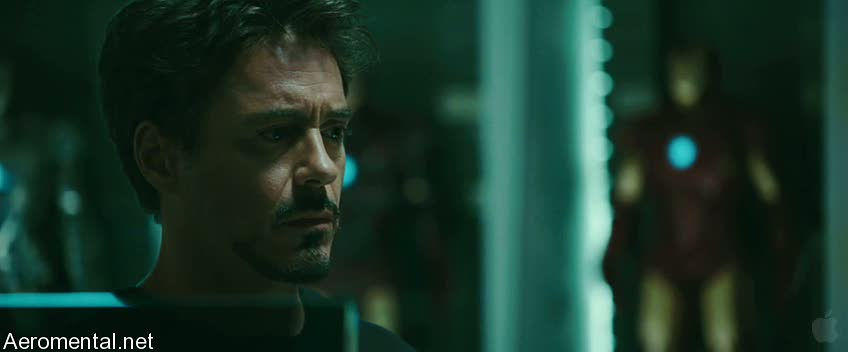 Iron Man 2 Trailer 2 Tony Stark worried