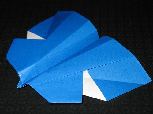 Origami Zoomerang
